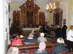Vánoční koncert na zámku Lemberk