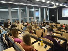 Konference Rise and Shine - Mysli, mluv a naslouchej 2019